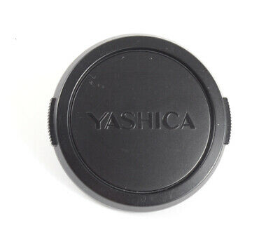 Genuine Yashica Lens Cap 58mm Side Pinch Clip On - Exc++ • 4.99£
