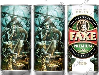 $ CDN19.90 • Buy Faxe Limited Norse Gods Njord Part 3, Empty Can Beer,0.9L
