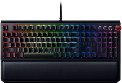AU249.99 • Buy *NEW* Razer™ BlackWidow Elite Mechanical Keyboard (Green Switch) | Free Shipping