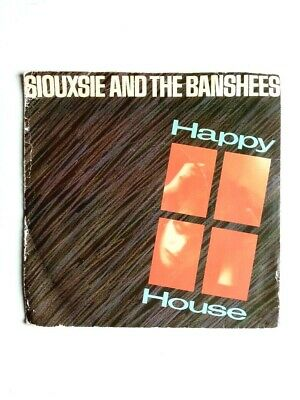 Siouxsie & The Banshees - Happy House 7  Single Vinyl VG/VG  • 4.79£