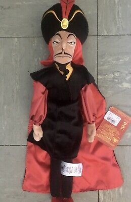 Disney Jafar Soft Doll Toy From The Disney Film Aladdin BNWT • 8£