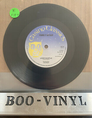 Family Affair Love Hustle Casino Classics Northern Soul Vinyl Record Wigan  Ex • 8.99£