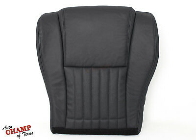$173.47 • Buy 00-02 Firebird Trans Am WS6 Exhaust Wheels Ram Air -Driver Leather Seat Cover