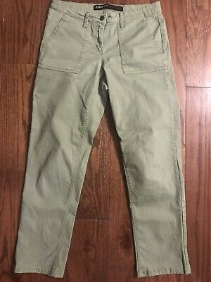 $12.99 • Buy Freestyle Revolution Women's/Juniors Pants/Khakis Size 3 Olive Green D73