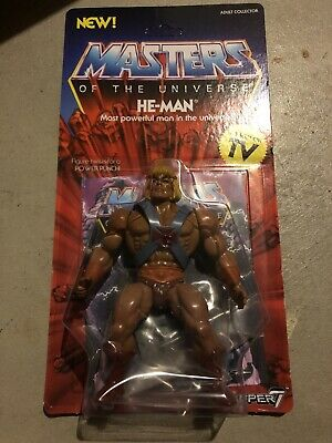 $27.99 • Buy Super7 Masters Of The Universe He-Man Vintage Wave 1 (NEW)