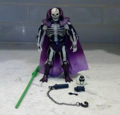 $71 • Buy MOTU Classics Scareglow Used In Perfect Condition With All Accessories