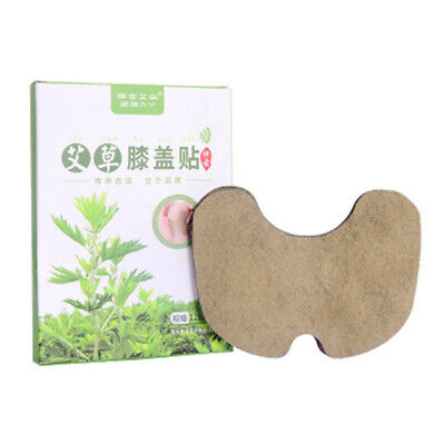 Knee Pain Relief Patch Self-Heating Moxibustion Plaster For Adults 12Pcs/Pack • 2.59£