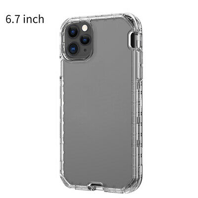AU12.29 • Buy 3 In1 Protective Case Soft TPU Bumper Cover For IPhone 12 (6.7inch) 6.1inch 5.4