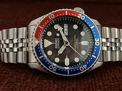 $ CDN137.75 • Buy Pre-owned Seiko Scuba Diver 7s26-0020 Skx009j2 Automatic Men's Watch Sn 471436