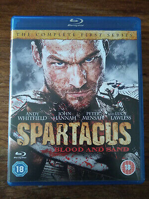 £7.99 • Buy Spartacus - Blood And Sand: Complete Series 1 Blu-ray (2011) Andy Whitfield