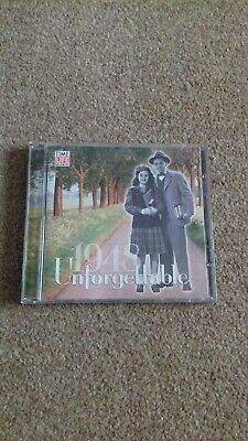 Unforgettable 1948 CD (2001) Time Life • 7.99£