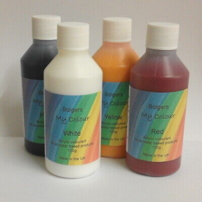 £9.50 • Buy Bolgers Concentrated Wood Dye - To Colour Tint Varnish Paint Glue & Epoxy Resin