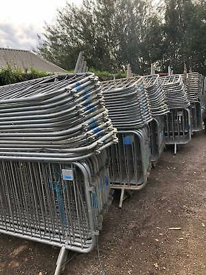 Used Smart Weld Crowd Control Barriers • 15£