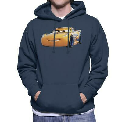 Disney Cars Cruz Ramirez Smirk Men's Hooded Sweatshirt • 24.95£