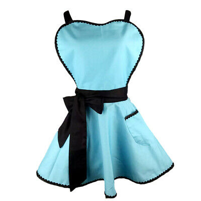 Kitchen Aprons Princess Chefs Novelty For Cooking Ladies Womens Blue • 12.60£