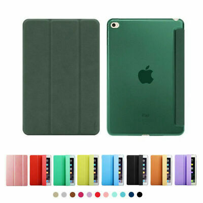 Smart Magnetic Stand Leather Book Case Cover For Apple IPad Air Pro Mini 2 3 4 5 • 4.49£