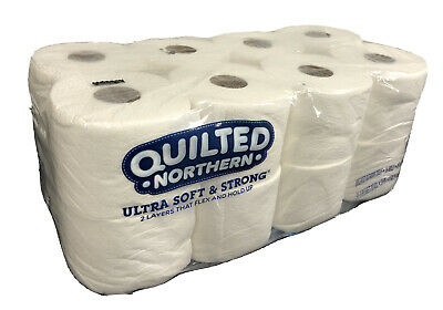 $ CDN26.35 • Buy Quilted Northern Ultra Soft & Strong Toilet Paper (16 Rolls, 271 Sheets/roll)