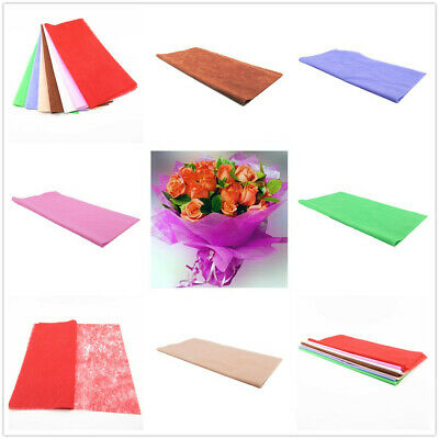 £2.38 • Buy 5PCS Florist Wrapping Cotton Packaging Paper Flower Bouquet Craft Wedding Party