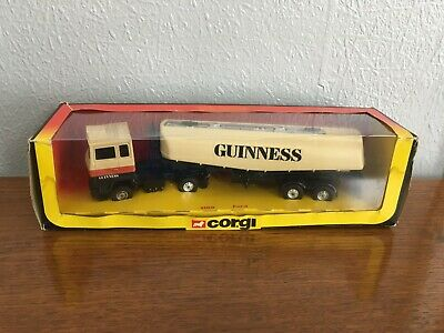 Corgi 1169 Ford Guinness Tanker With Its Original Box. Very Rare Find  • 45£