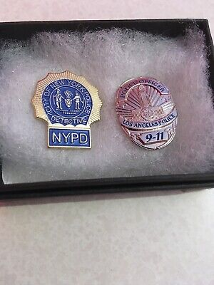Pin Badges  Nypd And 911 • 5£