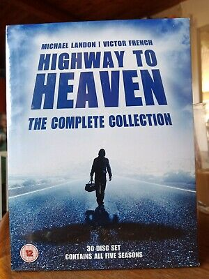 £75 • Buy Highway To Heaven The Complete Collection, New In Celephan