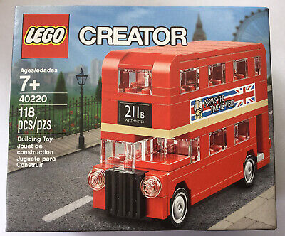 $ CDN30.49 • Buy LEGO 40220 New Sealed Creator Double Decker London Bus EXCLUSIVE