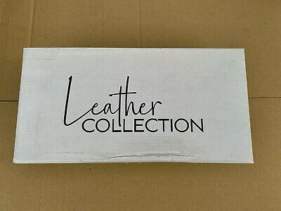 £12 • Buy THE LEATHER COLLECTION Pewter Leather Loafer Style Shoes Size 8 BNIB - ExDisplay