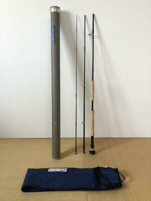 $799 • Buy SAGE GRAPHITE Ⅲ RPLXi 1390-3 9'0  #13 3Piece Fly Rod Fishing With Case F/S