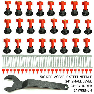 99Pcs Tile Positioning Leveler System Kits Tile Spacer Reusable Wall Floor Tools • 11.09£