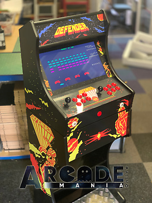 Full Size Arcade Machine - Defender Themed - 3,188 Classic Games  • 599£