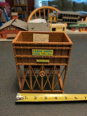 $ CDN20.21 • Buy Vintage HO Scale Model Train Building / Set Piece