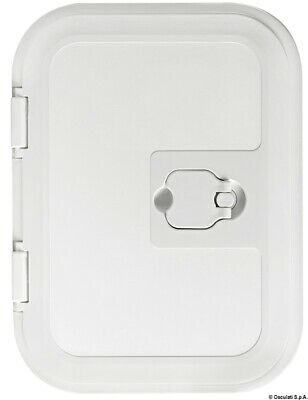 £22.50 • Buy Boat Deck Hinged Flush Inspection Hatch 380x280mm With Hidden Screws