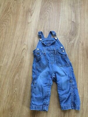 Baby Boden Dungarees 12/18 Months • 3£