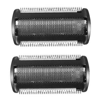 AU8.56 • Buy 2 Pack Shaver Head Replacement Trimmer For Philips Bodygroom BG 2024 - 2040 U3K4