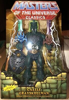 $140 • Buy Masters Of The Universe Classics Castle Grayskullman