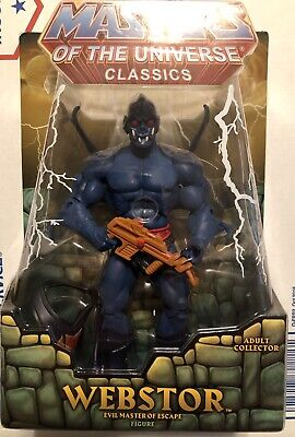 $125 • Buy Masters Of The Universe Classics Webstor