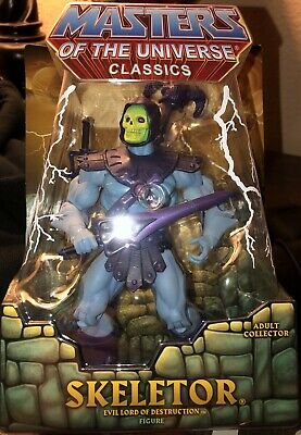 $160 • Buy Masters Of The Universe Classics  Skeletor