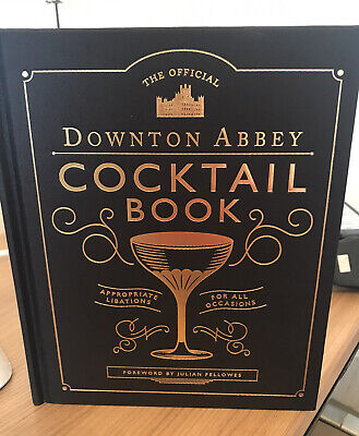 Downtown Abbey Cocktail Book • 5£