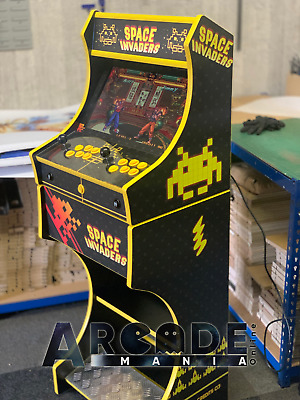 Full Size Arcade Machine - Space Invaders (V2) Themed - 3,188 Classic Games  • 599£