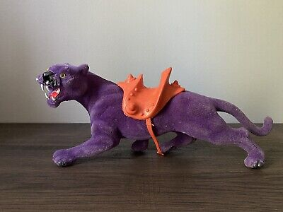 $28 • Buy Vintage 1980's SOMA FANTASY WORLD PANTHER Knock-off Masters Of The Universe