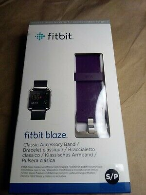 $ CDN14.63 • Buy Fitbit Blaze Classic Accessory Band Small Size Purple