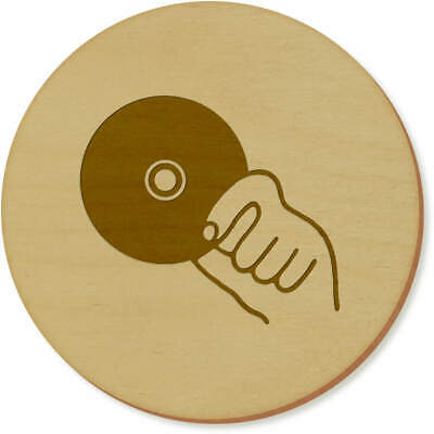 'Hand Holding Vinyl' Coaster Sets / Placemats (CR021496) • 4.99£