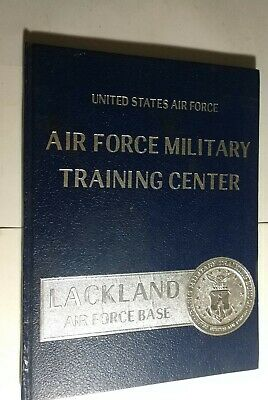 $34.89 • Buy USAF Lackland Air Force Base Military Training Center Yearbook Flight 377 1970s?