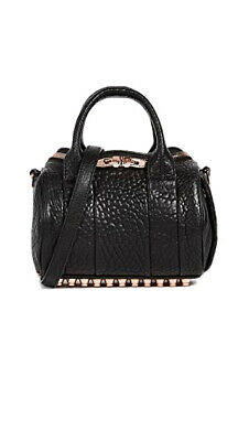 AU300 • Buy Alexander Wang Rockie Bag, Rose Gold Hardware