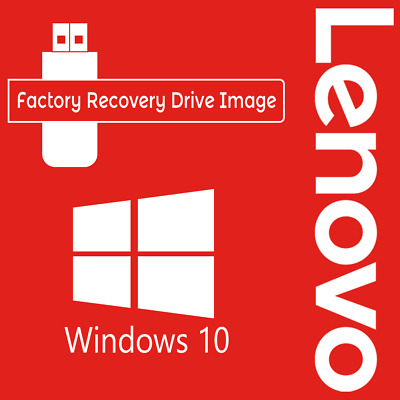 $ CDN17.68 • Buy LENOVO Windows 10 Pro/Home Factory System Recovery Drive Image. Digital Download