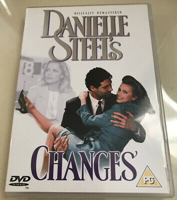 Danielle Steel's Changes DVD (2003) Amazing Value At Low Prices • 1.37£
