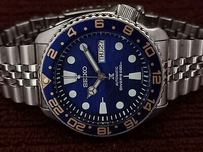 $ CDN161.54 • Buy Lovely Save The Ocean Mod Seiko 7s26-0020 Skx007 Automatic Mens Watch 683727