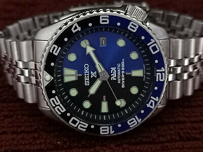 $ CDN5.60 • Buy Vintage Prospex Padi Modded Seiko Diver 7002-7000 Automatic Men's Watch 570049
