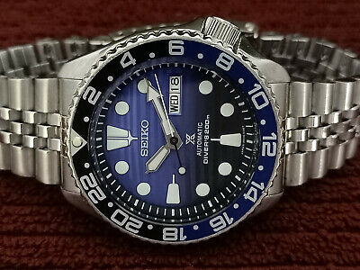 $ CDN21.75 • Buy Lovely Save The Ocean Mod Seiko 7s26-0020 Skx007 Automatic Mens Watch 6d0353