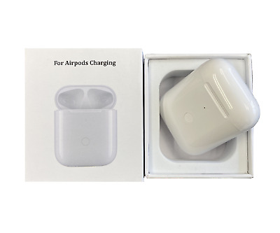 $ CDN36.57 • Buy Replacement Wireless Charging Case For Apple AirPods With H1 Chip
